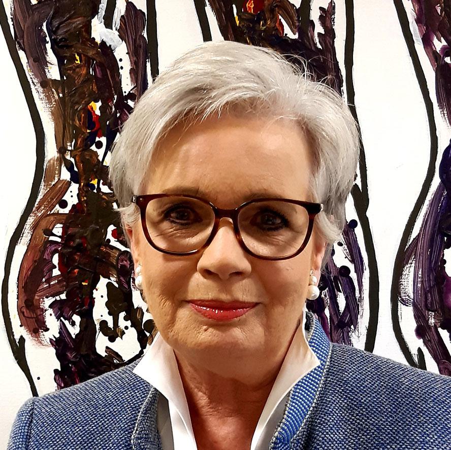 Frau Dr. Schröter, beratende Ärztin bei Brustkrebs Beratung Zebra