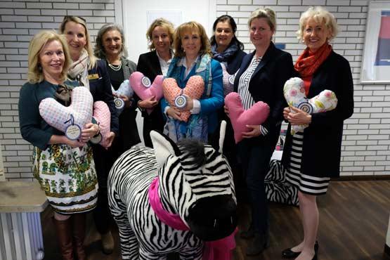 brustkrebs-Herzkissen-zebra-team