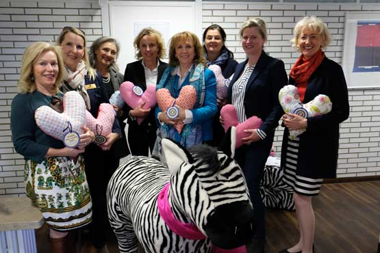 zebra-brustkrebs-beratung_Herzkissen-Aktion